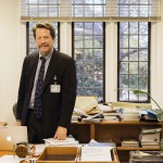 Dr. Robert Califf, a cardiologist and renowned clinical researcher, at his office at Duke University in Durham, N.C., Nov. 14, 2014. Califf's September 2015 nomination to head the Food and Drug Administration has some public health advocates questioning his ties to the pharmaceutical industry — deeper than any FDA commissioner in recent memory. (Jeremy M. Lange/The New York Times)
