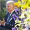 Vice President Joe Biden speaks in the Rose Garden of the White House in Washington, Wednesday, Oct. 21, 2015, to announce that he will not run for the presidential nomination. (AP Photo/Jacquelyn Martin)