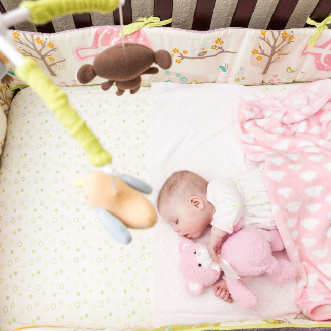 Despite Warnings, A Rise In Infant Deaths From Crib Bumpers