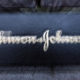 FILE - In this Nov. 15, 2007 file photograph, the logo is seen on a wall outside the health care products maker Johnson & Johnson's world headquarters in New Brunswick, N.J. More trouble surfaces at Johnson & Johnson's joint replacement business Thursday, Aug. 26, 2010. (AP Photo/Mel Evans, file)