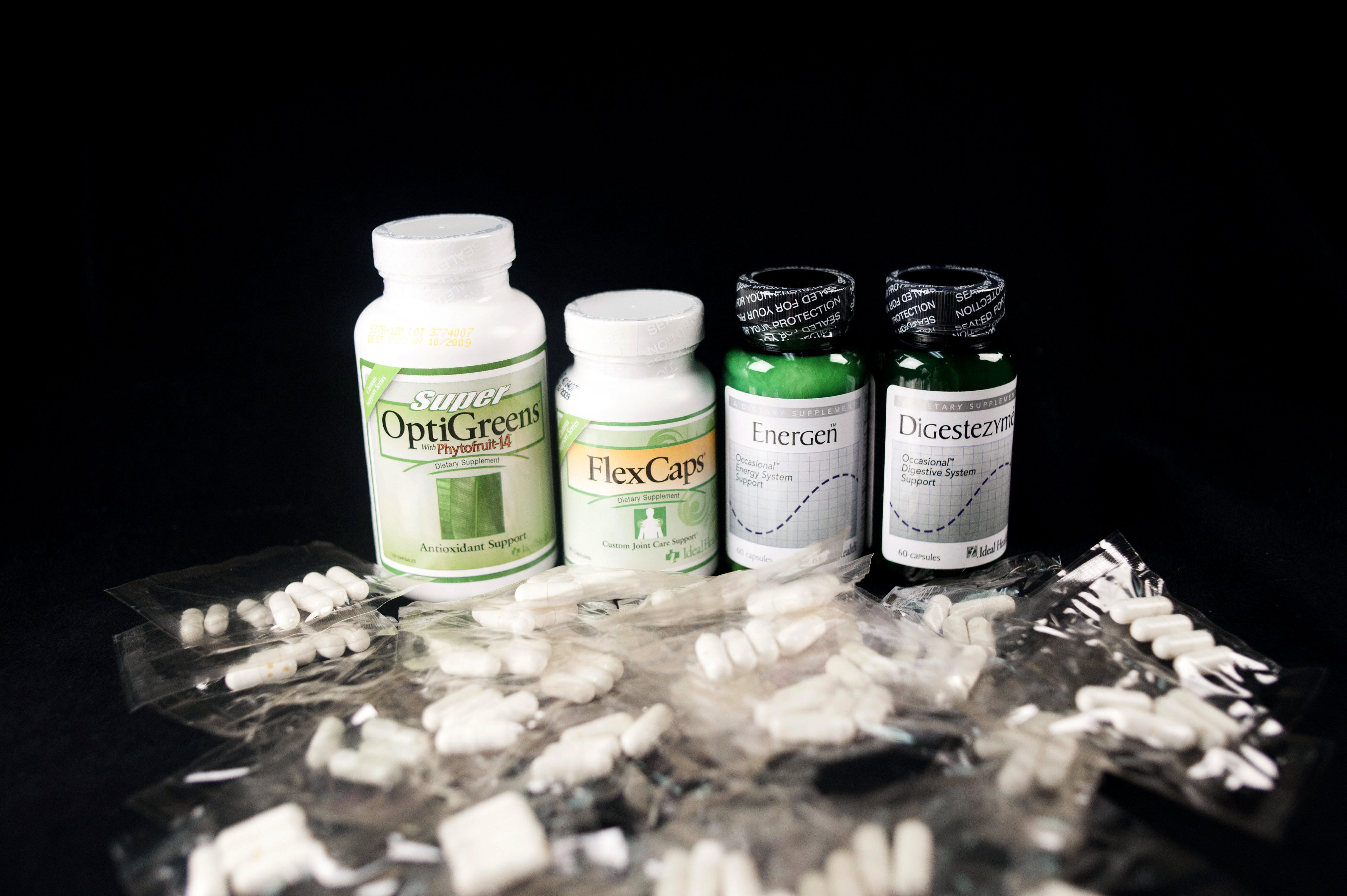 Nutritional Supplements Included In An Ideal Health Business Starter Kit