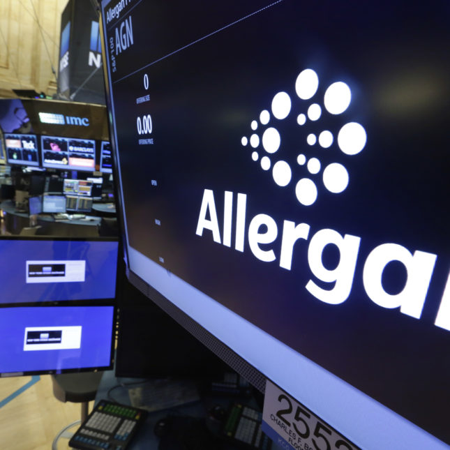 Allergan pays Mohawk tribe in a gambit to protect key patents