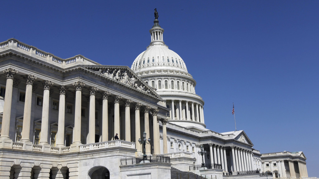 Congress clears bill that would increase NIH budget by $2b