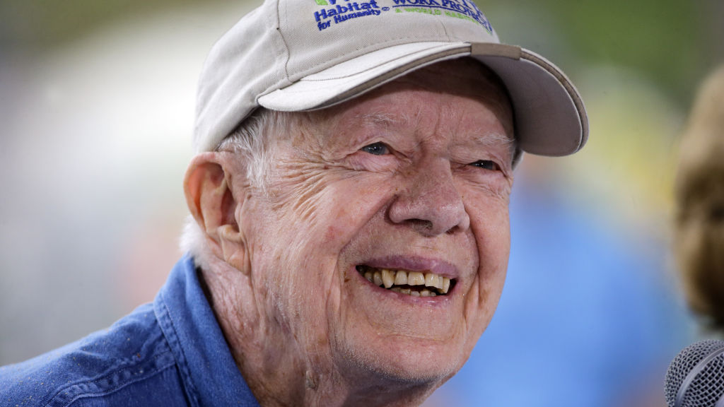 I Want What Jimmy Carter Had Patients Clamor For Keytruda