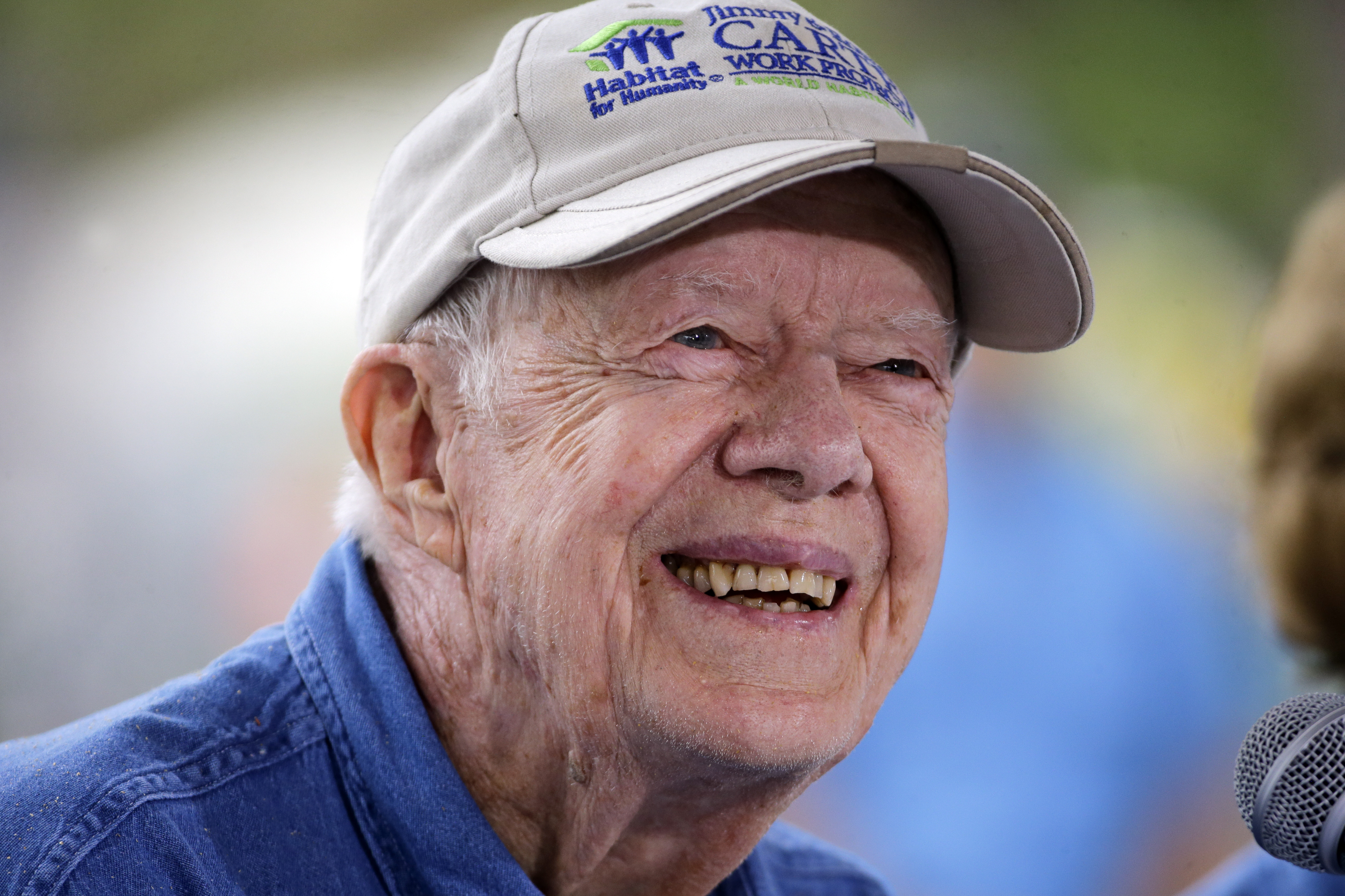 Does any one know about jimmy carter?