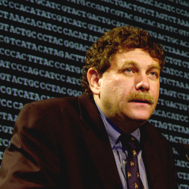 Dr. Eric Lander