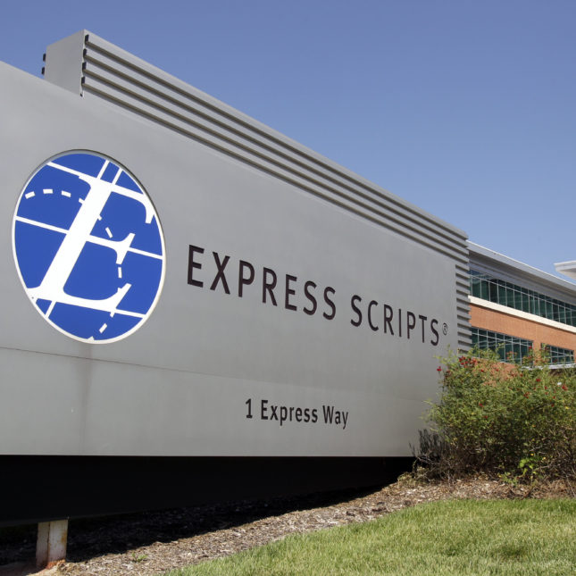 Express Scripts to limit opioids, concerning doctors