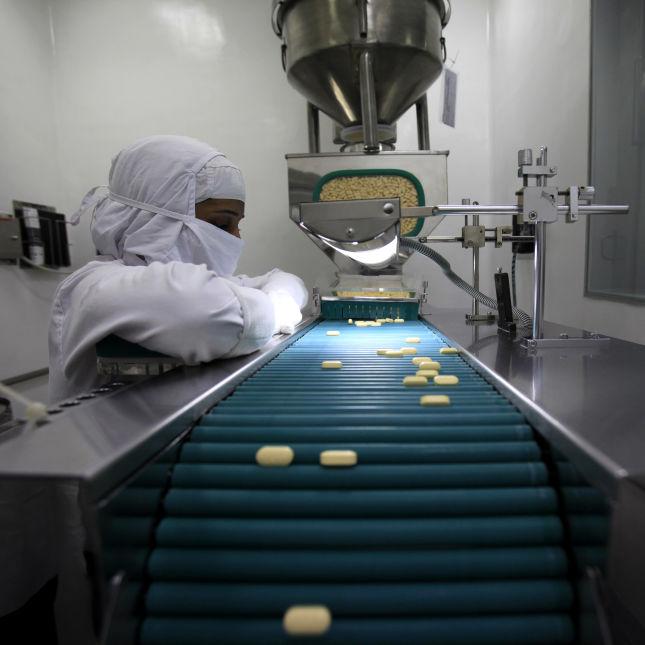 Drug manufacturing India