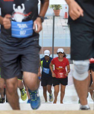 Marathon exercise