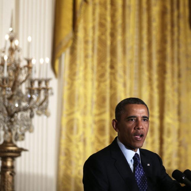 President Obama Announces BRAIN Initiative