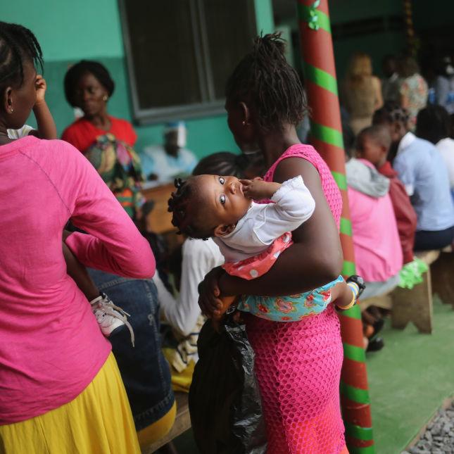 Liberia post-Ebola