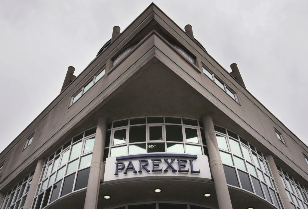 Parexel clinical trial