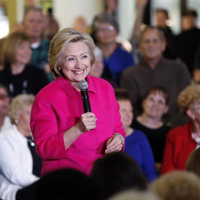 Hillary Clinton autism