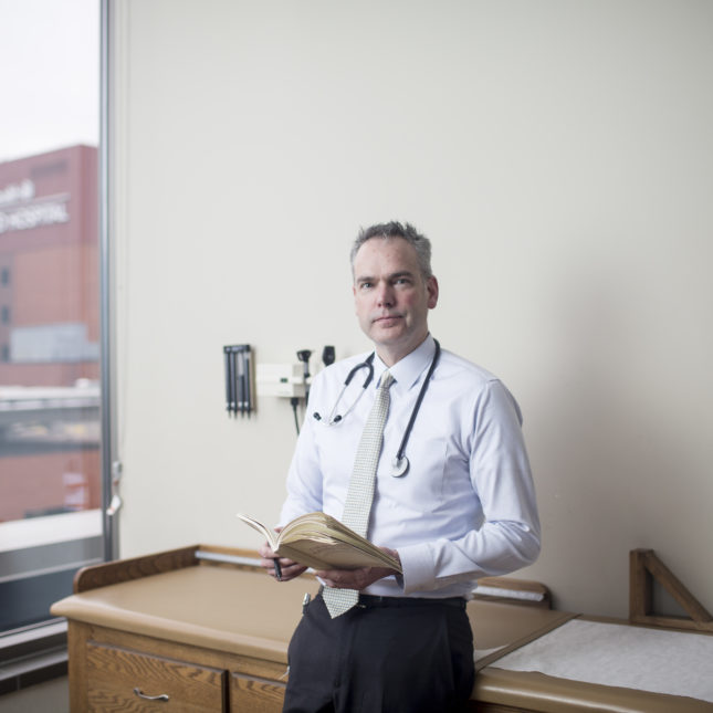 Surrounded by pain, doctors turn to poetry, writing to cope