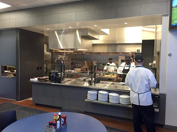 Carolina Panthers Kitchen