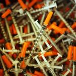 Heroin needle exchange