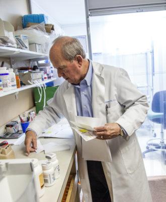 Pharmacist Joe Harmison