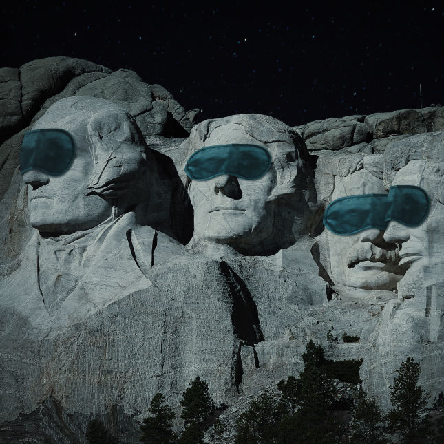 Mt Rushmore Sleep Study