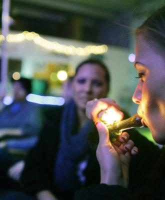 Marijuana social club