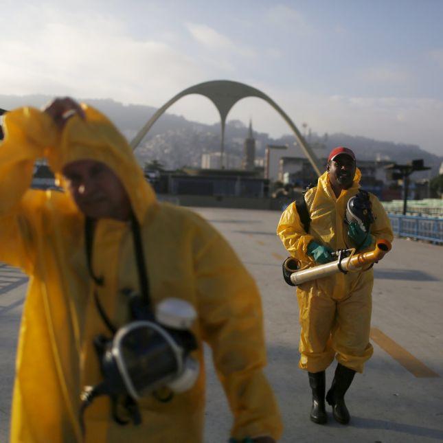 Rio Olympics Zika