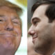 Donald Trump and Martin Shkreli