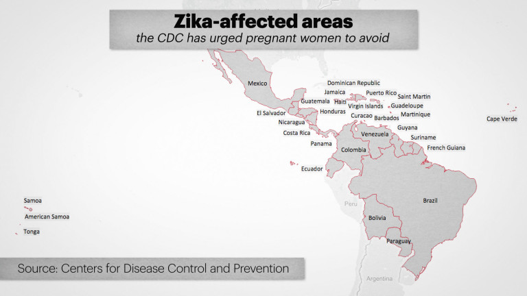 Zika in 30 Seconds: Archives (Feb - April) - STAT