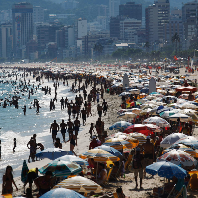 Brazil Olympics Zika
