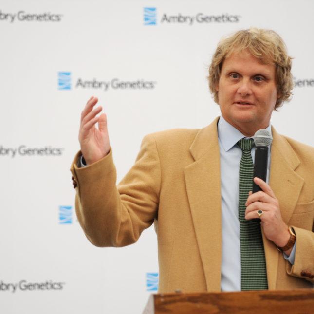 Charlie Dunlop - AMBRY GENETICS