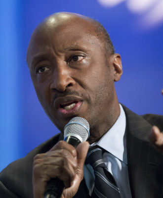 Kenneth Frazier drug makers