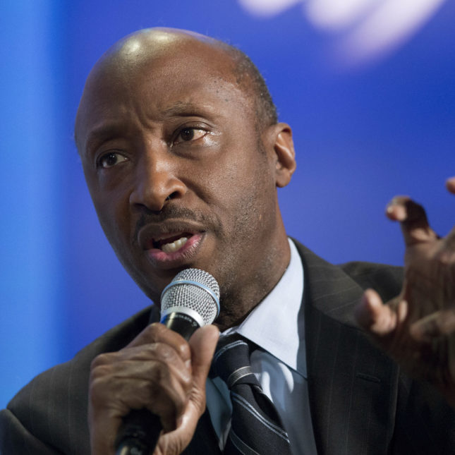 Merck CEO resigns from Trump's manufacturing council