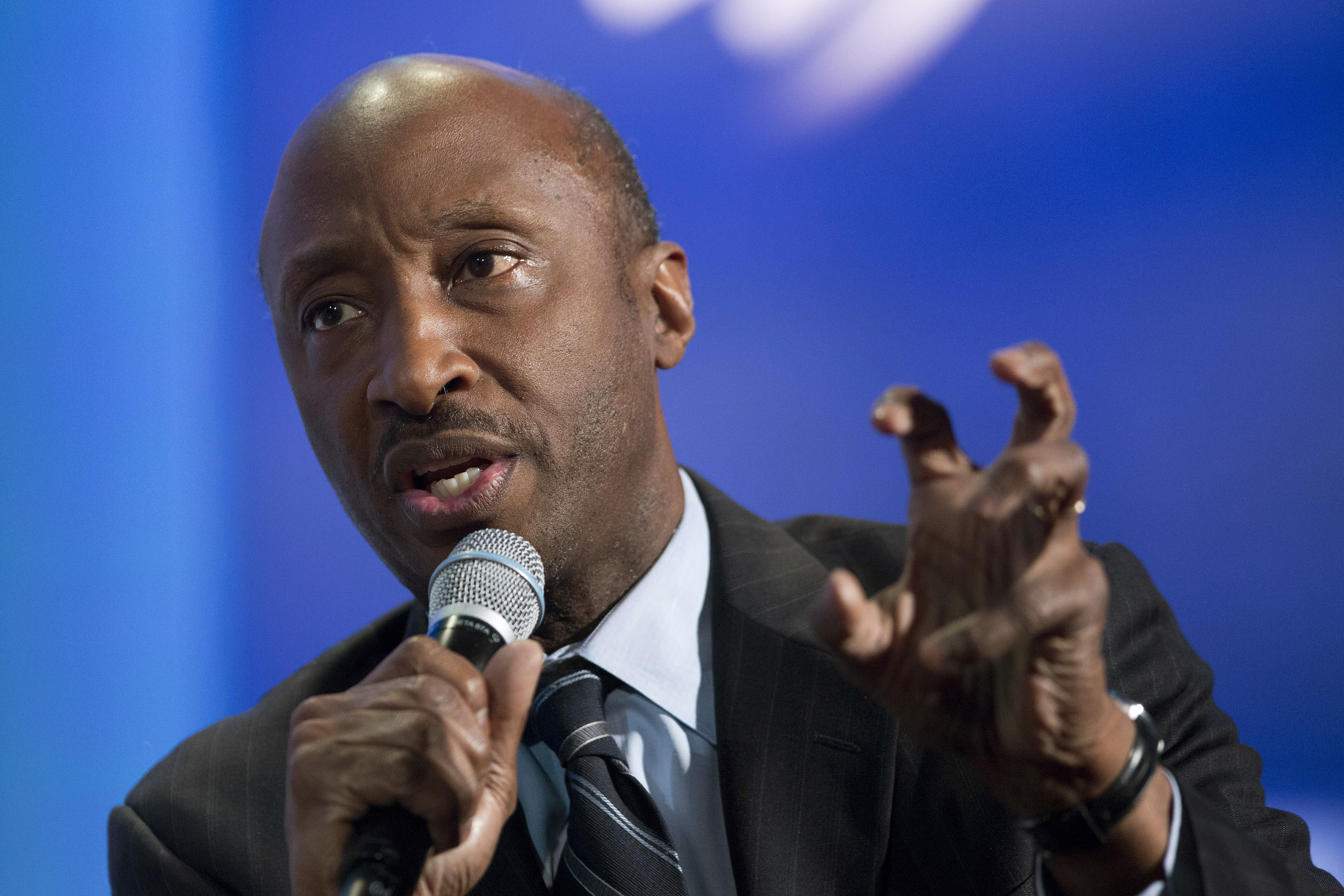 Merck CEO quits Trump panel in 'stand against violence and