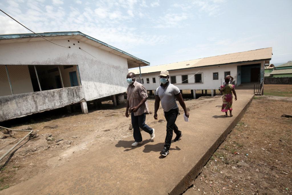 Tuberculosis Liberia
