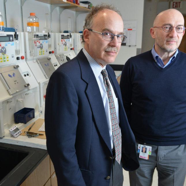 Dr. Haber & Dr. Toner liquid biopsy cancer