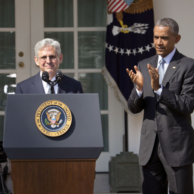 Merrick Garland Could Rule On Trump Subpoena Appeal: Why Health Agencies Will Be Pleased With Merrick Garland