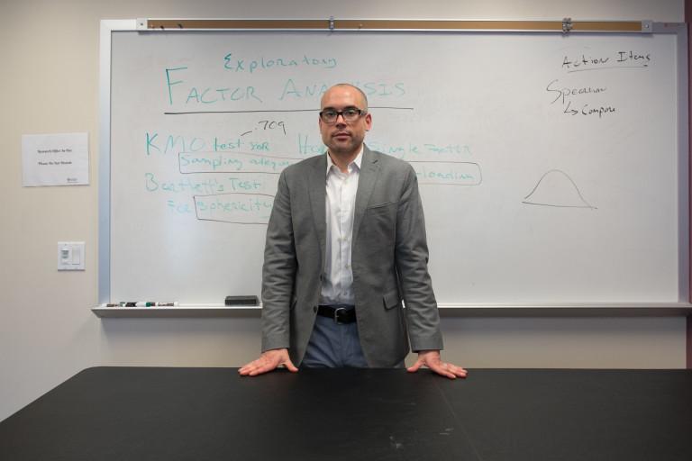 Dr. Michael Rovito