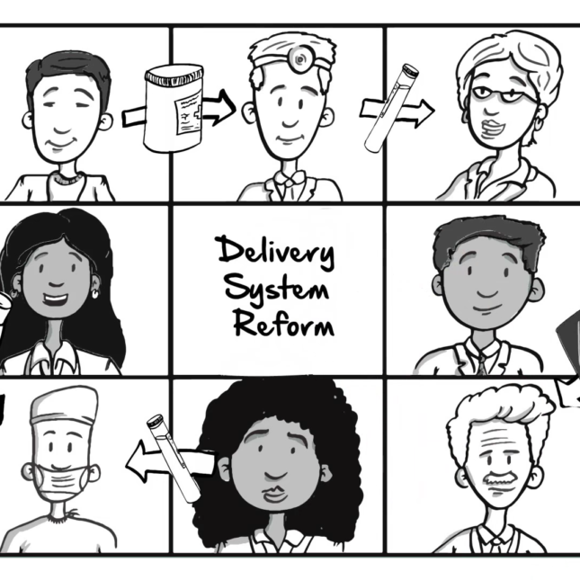 Delivery system reform commercial