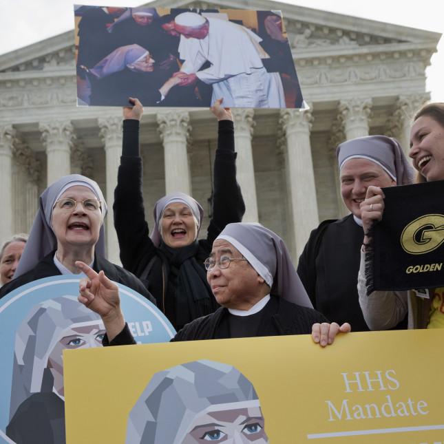 Supreme Court contraception Obamacare