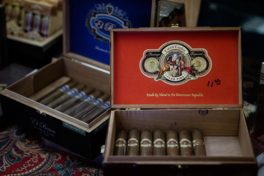 Cigar regulation