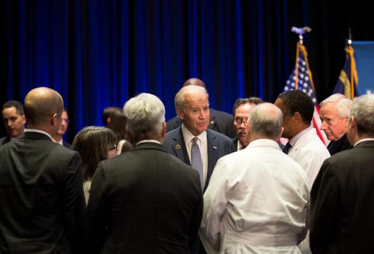 Joe Biden cancer moonshot