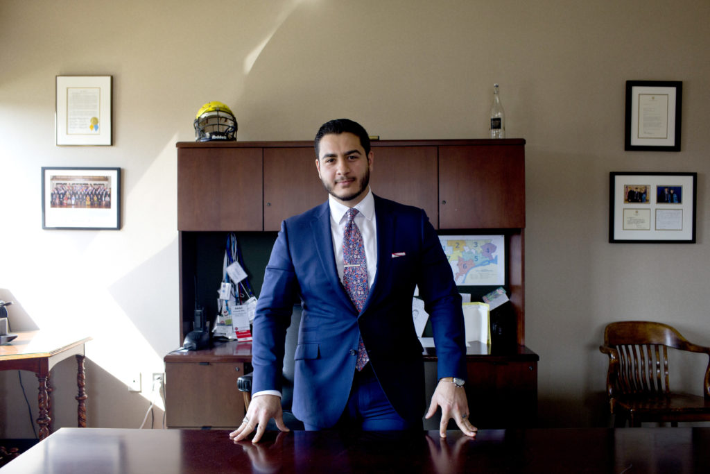 Image result for abdul el-sayed michigan