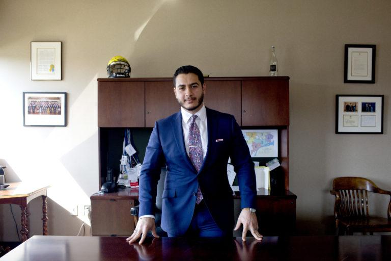 Abdul El-Sayed Detriot