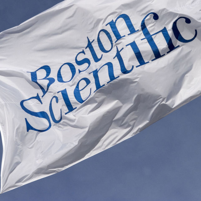 Boston Scientific flag