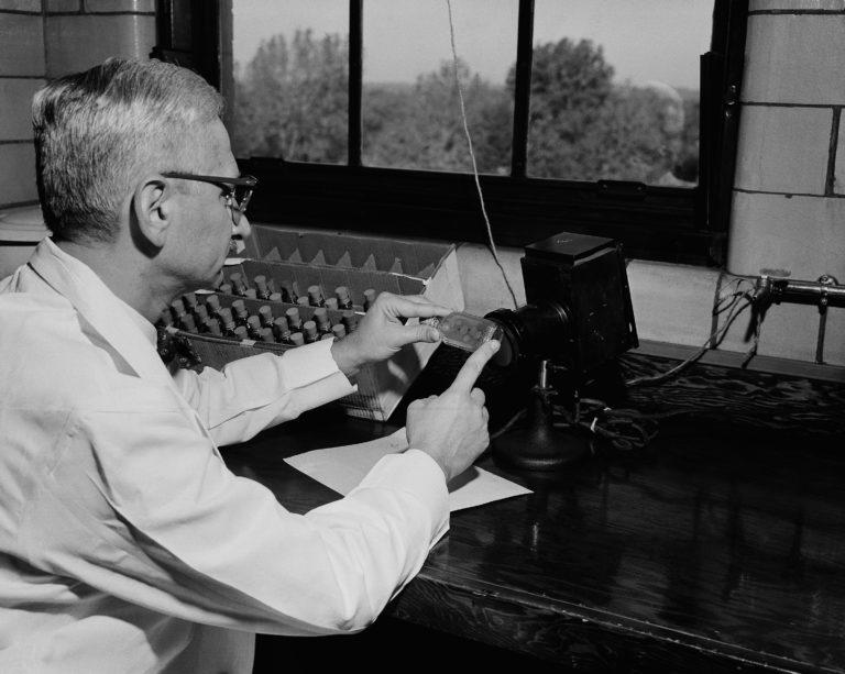 Albert Sabin - polio vaccine