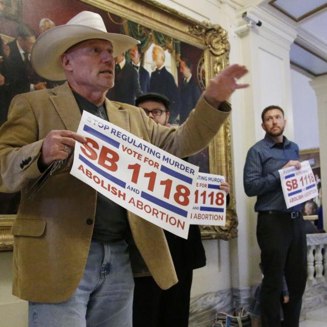 Oklahoma anti-abortion