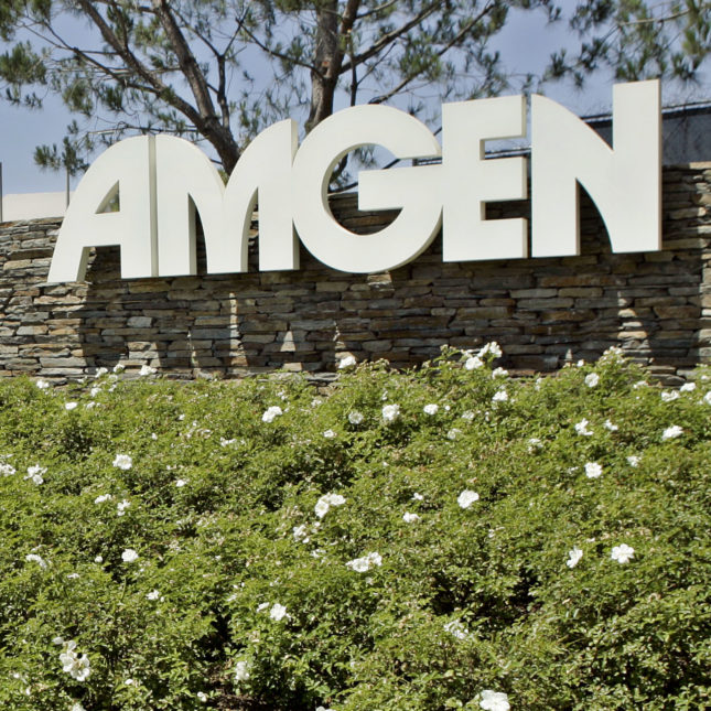 Celgene sells psoriasis pill to Amgen for $13 4b, on way to