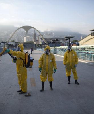 Brazil Zika Rio Olympics