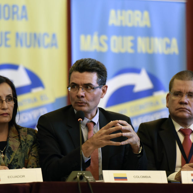 With a push from pharma, U.S. Trade Rep pressure on Colombia starts ...