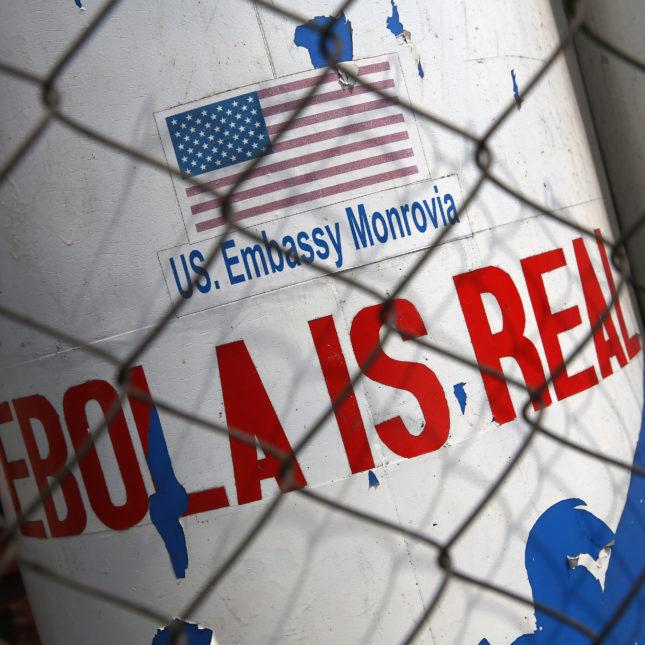 Ebola Funding