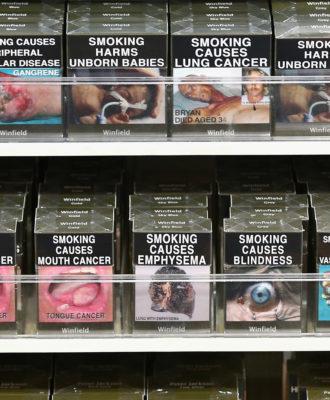 Australia Tobacco Tax smoking