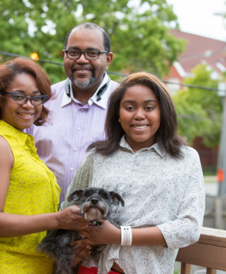 SICKLE CELL - Lonzer family